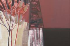 """""""Есен"""", м. б. платно, 54/65 см., 2011 г."""