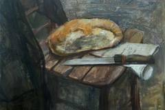 """""""Ножът и хлябът"""""""
