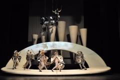 """Сценография, декори и костюми за оперите на Рихард Вагнер от тетралогията """"Пръстенът на Нибелунга"""" – """"Рейнско злато"""", """"Валкюра"""", """"Зигфрид"""", """"Залезът на боговете"""", продукция на Софийската опера, режисьор: акд. Пламен Карталов"""