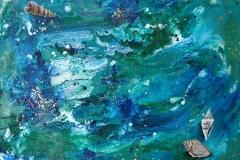 """""""Морето 2"""" – акрил"""