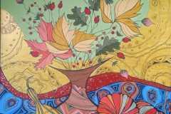 """""""Прегръдката на есента"""", 46/55 см."""