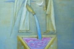 """Кладенецът на Яков"", живопис, 1997"