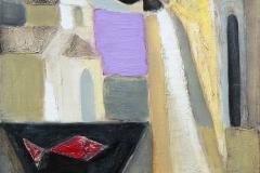 """Вечер"", живопис, 2007"