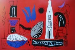 """""""Мистерия"""", рисунка, 2002"""