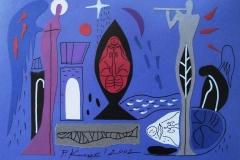 """""""Мистерия 2"""", рисунка, 2002"""