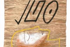 """""""Отражения 2"""", рисунка, 2012"""