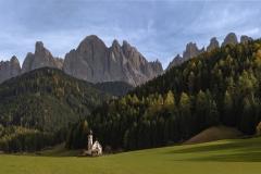 """Alpine shrines"""