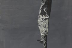 """""""Spectator"""", масло върху платно, 42/42 см., 2016 г."""