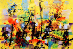 """Landscaping on Jazz. LIV"", 46/64 см."