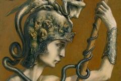 """Шлем"", 76/76 см., 2012 г."