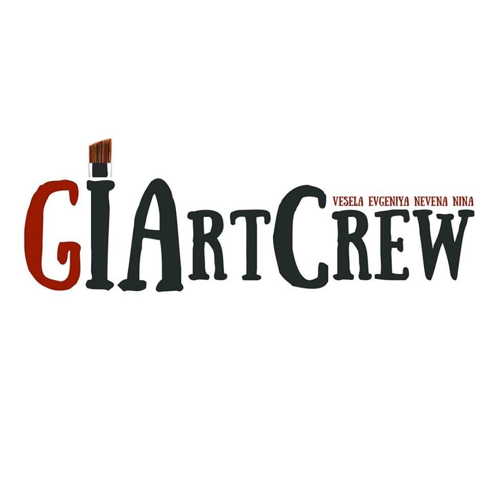 GiArtCrew – Невена Лефтерова, Евгения Лефтерова, Нина Ковачева