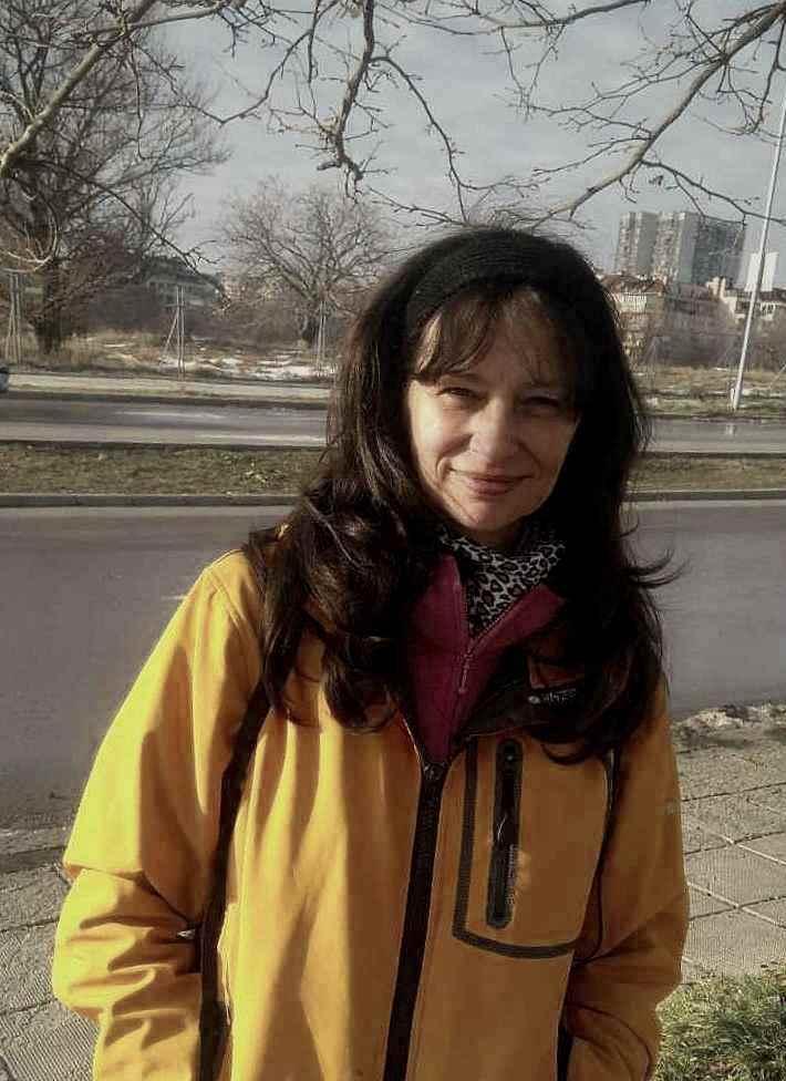 """Христина Гутева: """"черен гълъб…"""""""
