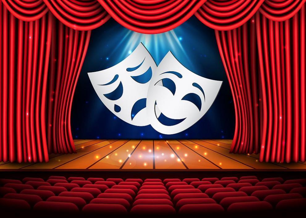 """Валерия Вълчева: """"Театърът е игра. Да намерим тази необходима игра, която решава спектакъла, после решава сцената, която решава по-голямата игра – прави целия ритуал на един спектакъл."""""""