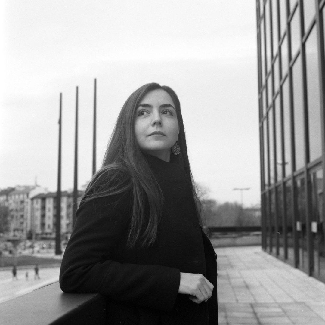 """Боряна Богданова: """"тъмносянка"""""""