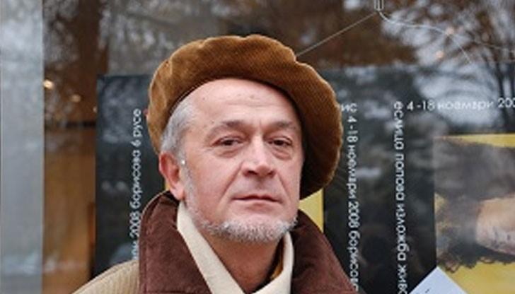 """Огнян Стамболиев: """"Живея заради добрата литература и музиката…"""""""