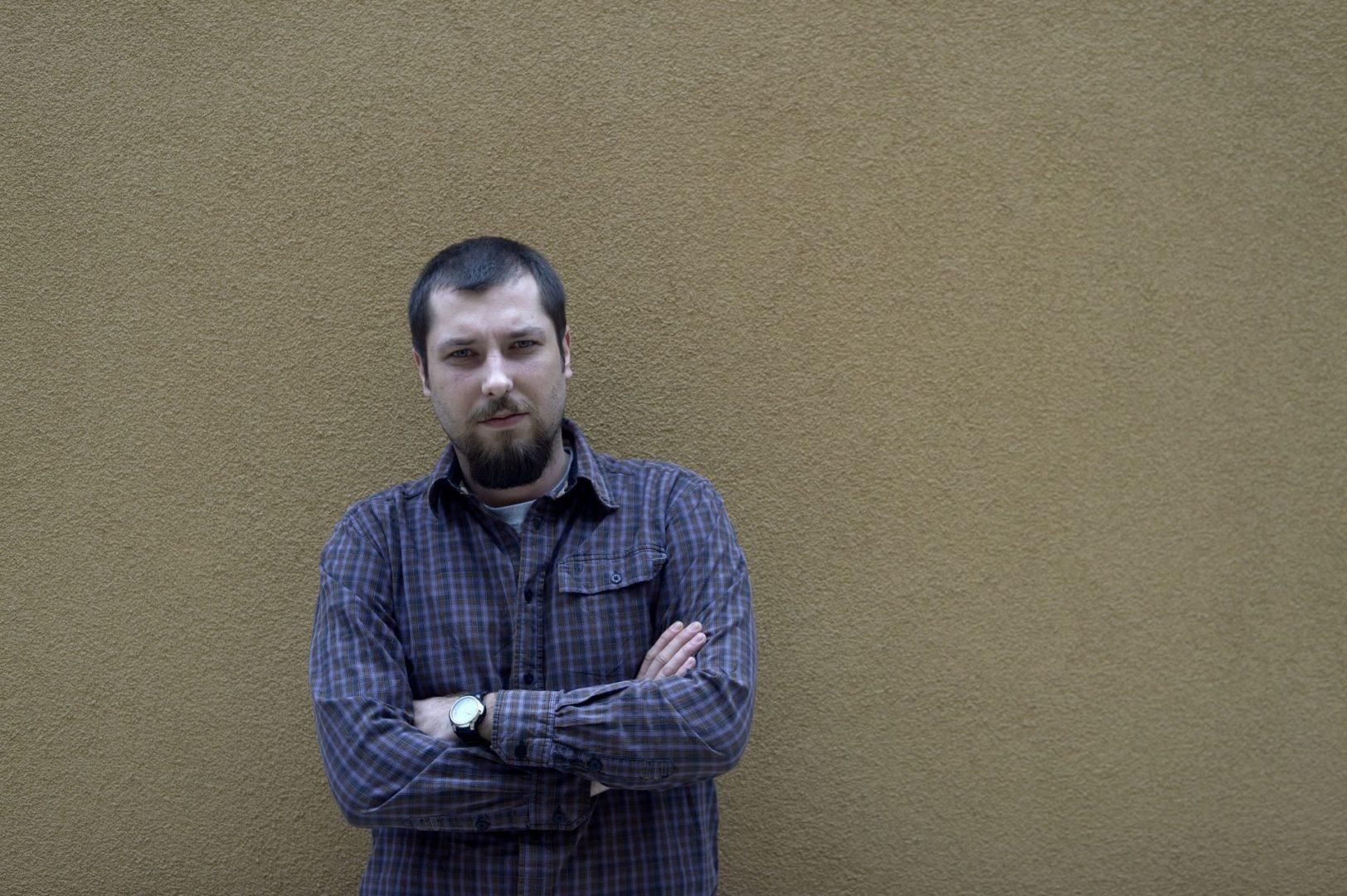 """Любен Димитров: """"Фрагмент"""""""